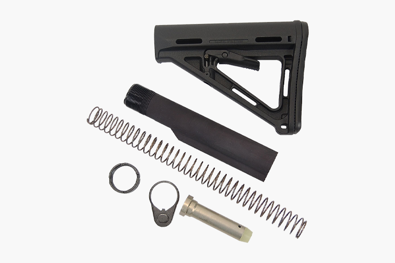 ar-15 buttstock parts