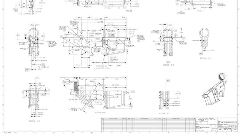 AR-15 Lower Receiver 0003 | AR-15 Nerd on