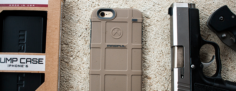 iPhone 6 Magpul Bump Case Featured Image
