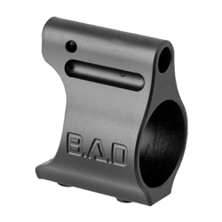 Battle Arms Development Titanium Gas Block